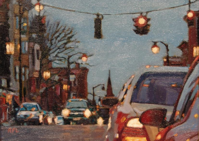 Park and Broad   8x10