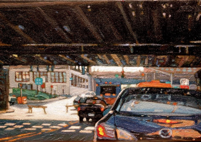 Under the Overpass   8x16