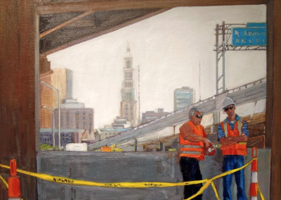 Hartford Workers   9x12