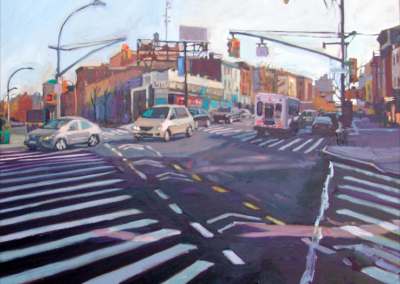 Brooklyn Intersection   16x20