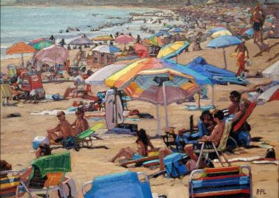 Endless Beach   14x18
