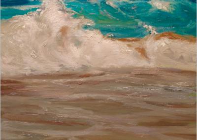 Kauai Surf   11x14